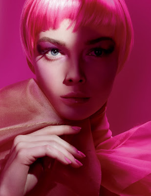 Spring+Colour+Forecast+Pink New From MAC: Spring Colour Forecast
