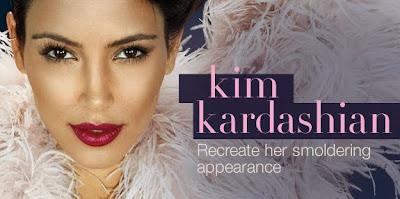 kim+kardashian+perfume+ad+makeup Kim Kardashians Perfume Ad Makeup