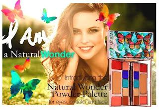 josie+maran+spring+2010 Josie Maran Natural Wonder Powder Palette Giveaway!