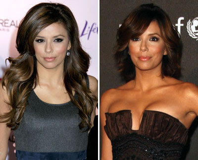 extensions eva+longoria RealBeauty.com Clip In Extensions Feature