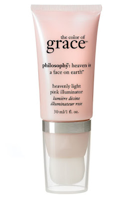 philosophy+the+color+of+grace+heavenly+light+pink+illuminator Philosophy The Color of Grace Makeup Collection
