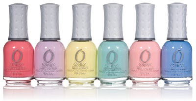orly sweet collection nail polish Winner of the Orly Sweet Collection Giveaway