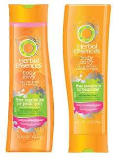 bodyenvy Buy Herbal Essences, Get A Free Manicure or Pedicure!