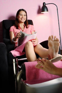 pedicure Buy Herbal Essences, Get A Free Manicure or Pedicure!