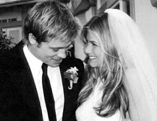 Pitt aniston wedding My Favorite Celebrity Brides