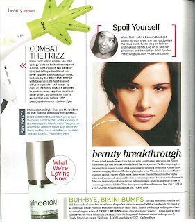 PhillyStyle+Scan Spoiled Pretty Featured in Philadelphia Style Magazine!!!