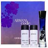 armani+code+sheer+gift+set Fabulous New Fragrance: Armani Code Sheer