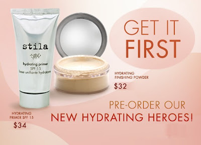 Stila+Pre order Stila Fans, Listen up