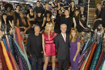 Project+Runway+Season+5+Cast No Sleep Til Parsons!