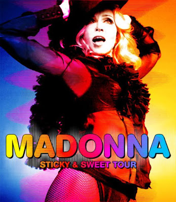 madonna Madonnas Sticky & Sweet Tour, By The Numbers: 200 Triangle Sponges and 3 Shu Uemura Eyelash Curlers?