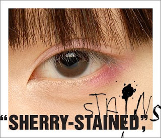 mac+wine+stained Back To The Future: Fall 2008 Beauty Trends