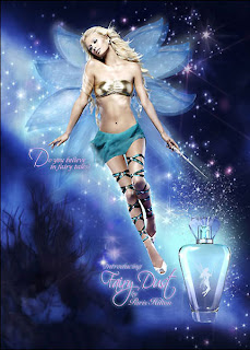  Paris Hilton Fairy Dust Giveaway!