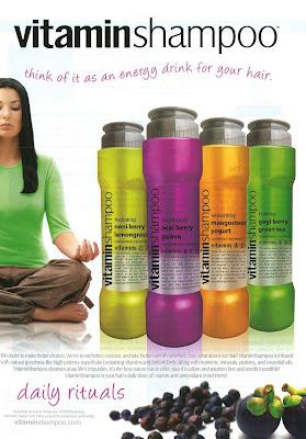 vitaminshampoo+allure+ad Vitaminwater vs. Vitaminshampoo