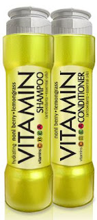 noni berry Vitaminwater vs. Vitaminshampoo