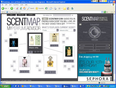 scentmap Find Your New Fragrance With Scentmap