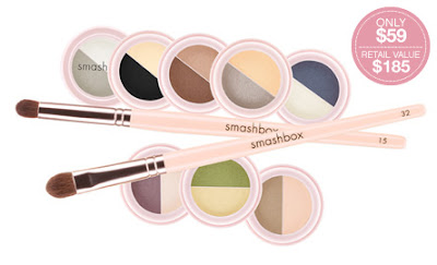 smashbox+eyeshadow+and+brush+set Smashbox: Try 4 Jumbo Samples 4 Free!