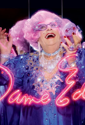 mac+dame+edna1 There Is Nothing Like A Dame: MAC Partners With Dame Edna For Upcoming Collection