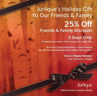jurlique+friends+and+family Jurlique Friends and Family: Take 25% Off