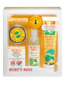 burts+bees+mint+medley+gift Spoiling You Pretty Just Comes Naturally: Burts Bees Giveaway!