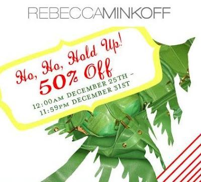 rebecca+minkoff 50% Off Rebecca Minkoff
