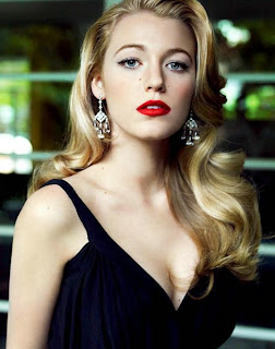 bl1 Spotted: Blake Lively on the Cover of Vogue