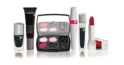 Pink Irreverence February Lancome Spring Color Collection 2009: Pink Irreverence