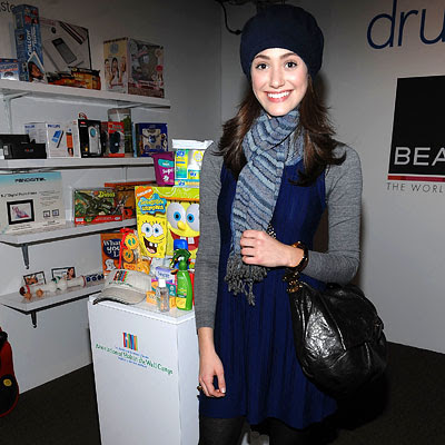 emmy+rossum+beauty.com+sundance Uncommon Giveaway: Drugstore.com and Beauty.com Want To Spoil You With Celeb Swag Bags!