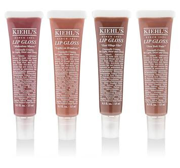 kiehls+lip+gloss Kiehls Loves New York: Four New NYC Inspired Lip Gloss Shades