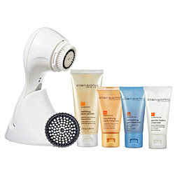 clarisonic+plus+skin+care+system+and+spot+therapy+kit The Body Electric: Clarisonics New Plus Skin Care System &amp; Spot Therapy Kit