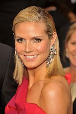heidi+klum+oscars+2009 Oscars 2009 Beauty: Heidi Klum