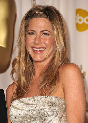 jennifer+aniston+academy+awards+2009 Oscars 2009 Beauty: Jennifer Aniston