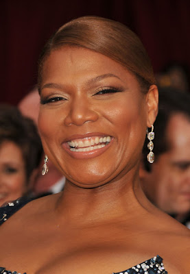 queen+latifah+oscars+2009 Oscars 2009 Beauty: Queen Latifah