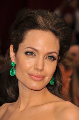 angelina+jolie+oscars+2009 Oscars 2009 Beauty: Angelina Jolie