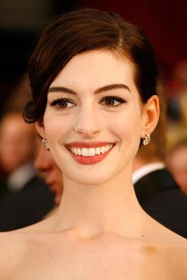 anne+hathaway+oscars+2009 Oscars 2009 Beauty: Anne Hathaway