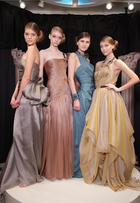 reem+acra3 New York Fashion Week: Reem Acra, Fall 2009