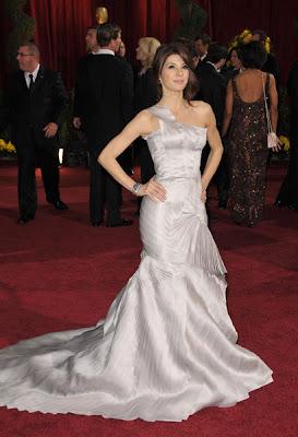 marisa tomai academy awards 2009 Oscars 2009 Beauty: Marisa Tomei