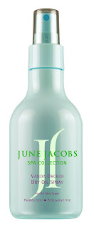 JJ vanda orchid dry oil spray%5B1%5D June Jacobs Vanda Orchid Collection Giveaway!