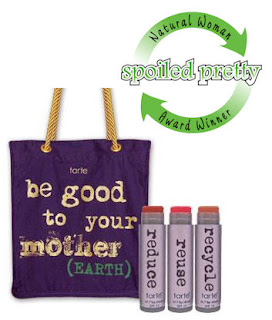 tarte+be+good+to+your+mother+earth+tote+set The Mother (Earth) of All Green Giveaways