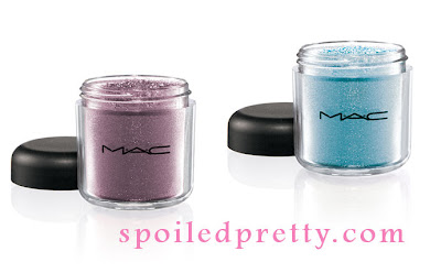 mac+rose+romance+pigments Everythings Coming Up Roses: MAC Rose Romance Collection