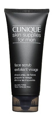 clinique+face+scrub+for+men Mr. Spoiled Prettys Review of Clinique Face Scrub For Men