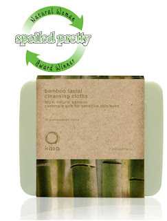 kaia+cleansing+cloths The Mother (Earth) of Green Giveaways Winner Announced