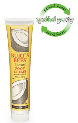 burts bees coconut foot creme Burts Bees Coconut Foot Creme Giveaway Winners!