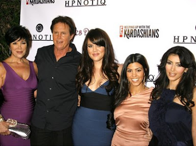 kardashian+family Kim Kardashian Addresses Bruce Jenners Plastic Surgery