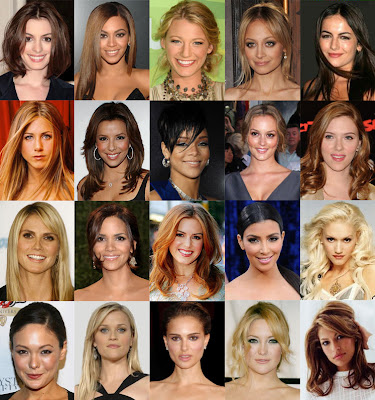 Celebrity+Pretty Celebrity Pretty: Which Celebs Makeup Do You Love?