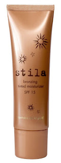 stila+bronzing+tinted+moisturizer+spf+15 Stila Indian Summer Collection Now Available!