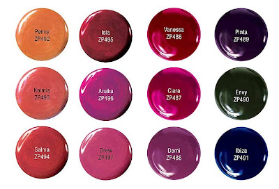 Zoya Nail Polish truth or dare Coming Soon: Zoya Truth and Dare Nail Polish Collections