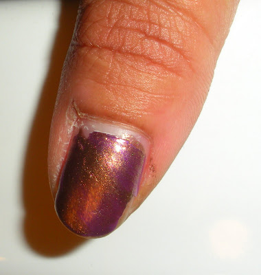 O My Goodness: Coolest Trick With MACs Style Warrior Nail Lacquers!