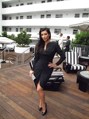 kim+kardashian+dior+makeup+troy+jensen+2 Kim Kardashians Old Hollywood Makeup Look, Created by Troy Jensen