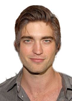 robert+pattinson+george+clooney+hair Robert Pattinson: Is His Hotness In The Hair?