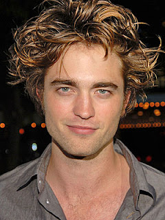 robert pattinson Robert Pattinson: Is His Hotness In The Hair?